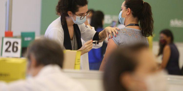 Prefeitura de Campinas pede envio de mais doses da vacina. De acordo com a Administração, cidade tem capacidade para vacinar mais. Foto. Divulgação