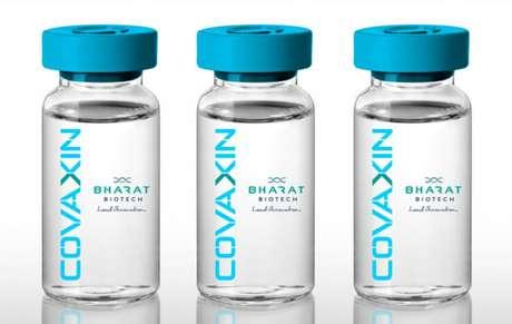 A Covaxin é produzida na Índia pelo laboratório Bharat Bioethic. Foto: Arquivo