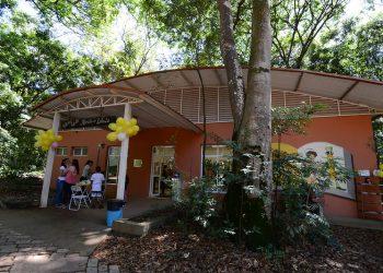Biblioteca infantil do Bosque dos Italianos será reformada e ampliada. Foto: Arquivo