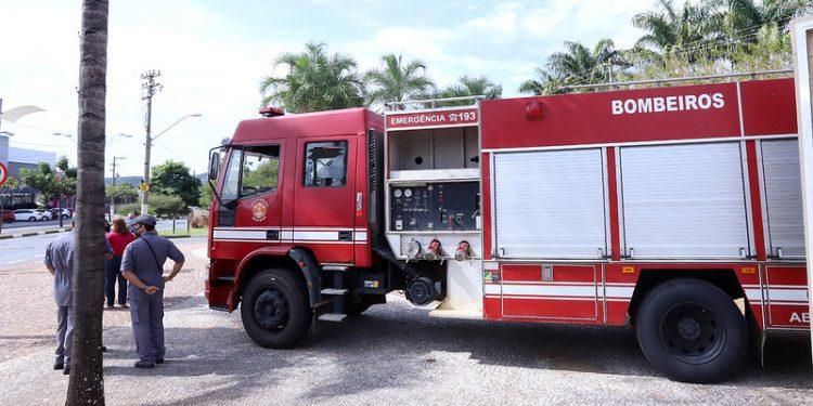 Nova unidade dos Bombeiros em Sousas traz agilidade no atendimento. Foto: Fernanda Sunega/PMC