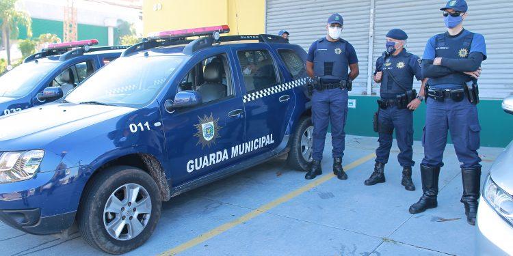 Blitz da Guarda Municipal em Campinas: