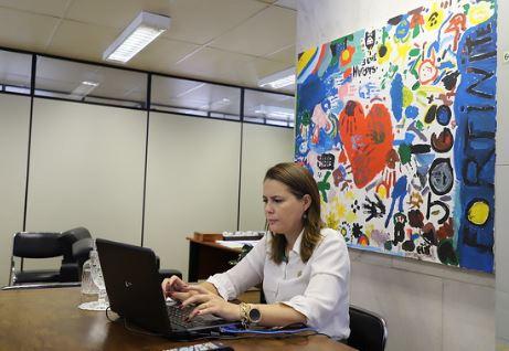 Vandecleya Moro: Cidade com vocação de paz e respeito mútuo - Foto: Divulgação/PMC