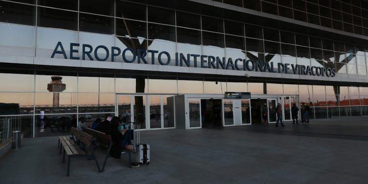 As viagens internacionais por Viracopos tiveram queda de 86%. Foto: Leandro Ferreira/Hora Campinas