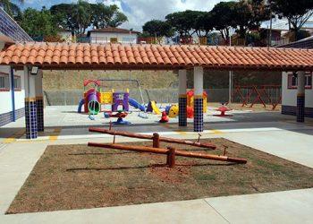 Creches de Campinas começam a receber alunos: cuidados sanitários para evitar contágio pela Covid - Foto Manoel de Brito/ Prefeitura de Campinas