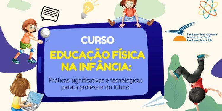 Cartaz do programa: todo o curso será disponibilizado e acessado por meio do Portal Educativo integrado ao site do Instituto Arcor Foto: Divulgação