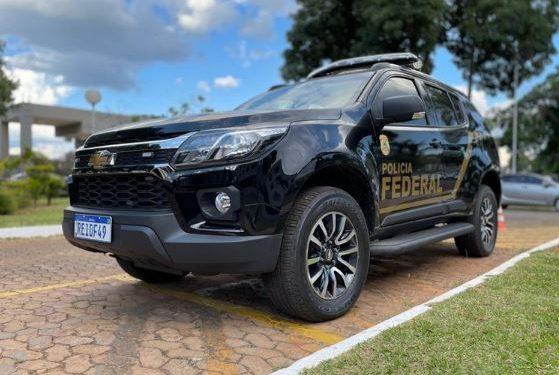 Policiais federais cumprem mandados  judiciais em vários estados:  alguns dos acusados são de cidades da região de Campinas - Foto: Divulgação/PF