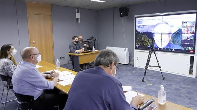 Evento Iniciativa 20x20 ocorreu de forma virtual com participação de governos e instituições de vários países - Foto: Fernanda Sunega/ Prefeitura de Campinas