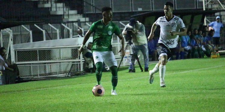O Guarani venceu a Internacional de Limeira por 4 a 0, no Limeirão, pelo Paulistão do ano passado Foto: David Oliveira/Guarani FC
