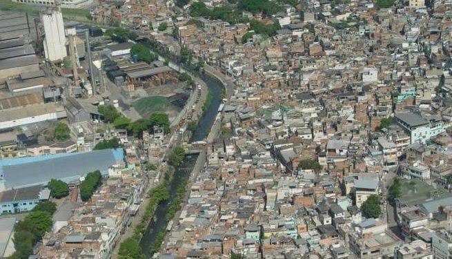 A região do Jacarezinho é considerada um dos quartéis-generais da facção Comando Vermelho na Zona Norte Foto: Divulgação