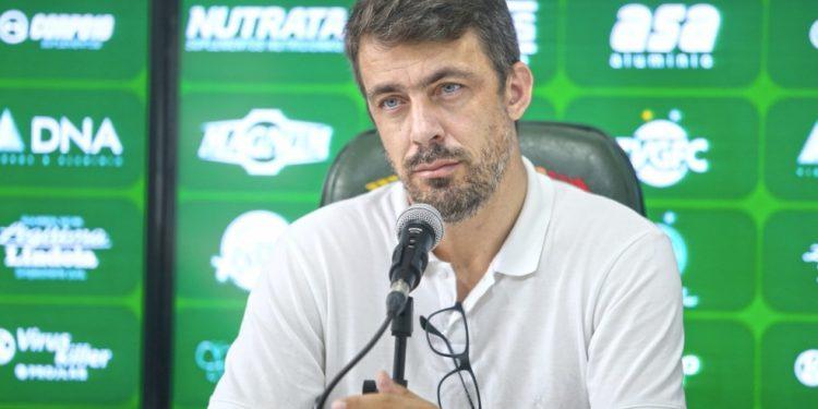 Michel Alves, Superintendente de Futebol - Foto: Thomaz Marostegan/Guarani FC