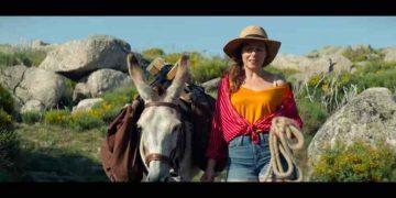 A francesa Laure Calamy protagoniza o filme: mulher bonita, simpática, atenciosa, humilde... e solitária. Foto: Divulgação