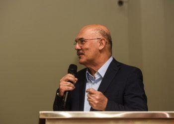 """Ministro da Educação, Milton Ribeiro: """"Queremos mudar a filosofia do MEC"""" Foto: Catarina Chaves/MEC"""
