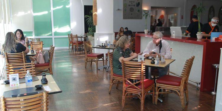 Restaurante Kindai, em Campinas: movimento do Dia das Mães promete trazer alívio aos empresários do segmento - Fotos: Leandro Ferreira/Hora Campinas