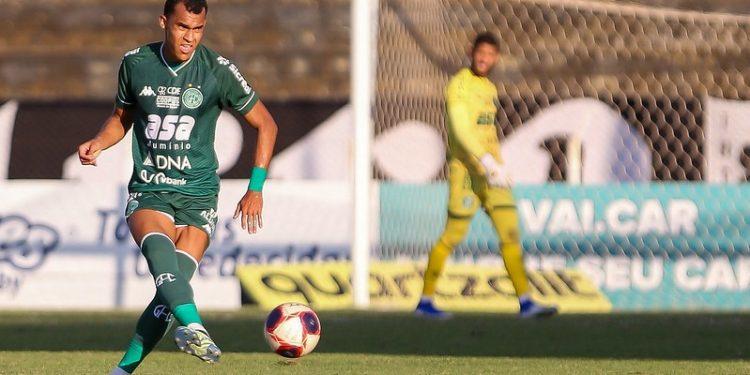 O contrato de Romércio termina daqui dez dias, em 24 de maio - Fotos: Thomaz Marostegan/Guarani FC