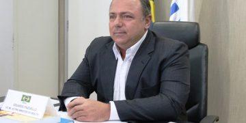 O ex-ministro Eduardo Pazzuelo - Foto: Fotos Públicas/ Erasmo Salomão/ MS