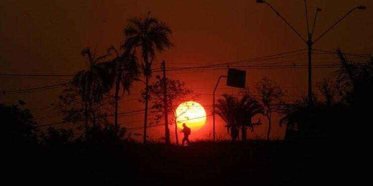 O clima seco deve prevalecer em Campinas pelos próximos dias. Fot: Leandro Ferreira/Hora Campinas