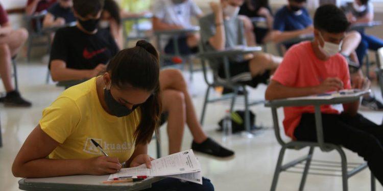 Estudantes   durante prova do vestibular da Unicamp do ano passado - Foto: Leandro Ferreira/Hora Campinas