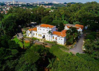 Sede do Instituto Butantan em São Paulo: estudo verifica viabilidade de imunizante para Covid e gripe. Foto: Divulgação