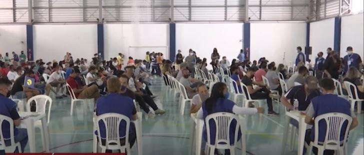 Toda a população de Botucatu entre 18 e 60 anos integra estudo da AstraZeneca. Foto: Reprodução