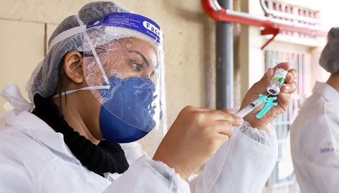 Vacina contra a gripe é em dose única e não precisa de agendamento - Foto: Arquivo PMC