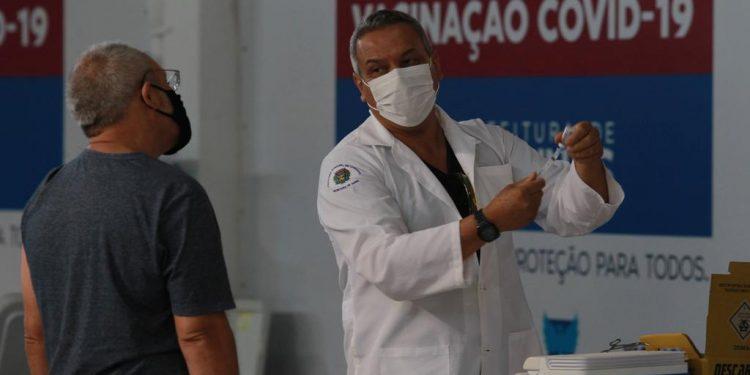 Campinas abre agendamento para vacinação de novos grupos - Foto: Leandro Ferreira/Hora Campinas