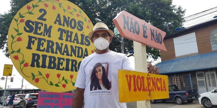 Delfino José Ribeiro, pai de Thaís: semana de luta, de combate à violência contra a mulher - Fotos: Leandro Ferreira/Hora Campinas