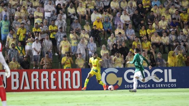Mirassol e Guarani empataram por 1 a 1, no Estádio José Maria de Campos Maia, pelo Paulistão 2020 - Foto: Marcos Freitas/Agência Mirassol