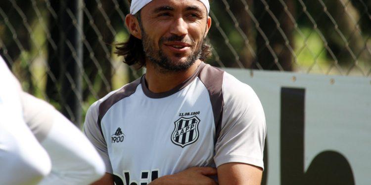 O jogador Apodi - Foto: Ponte Press/DiegoAlmeida