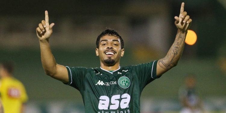 Bidu foi titular absoluto do Bugre na última temporada. Foto: Thomaz Marostegan/Guarani FC