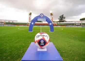 A partida de volta da decisão acontece neste domingo, às 16h, no Morumbi. Foto: Divulgação