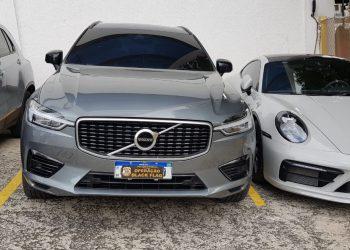 Carros de luxo apreendidos pela PF na Operação que apura fraude bilionário em Campinas, Foto: Leandro Ferreira \Hora Campinas