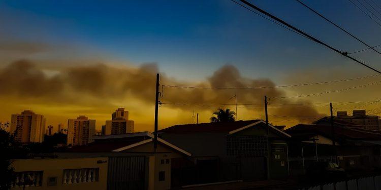 A baixa umidade do ar causa danos para a saúde, aumentando o risco e o agravamento de problemas respiratórios . Foto: leandro Ferreira \ Hora Campinas