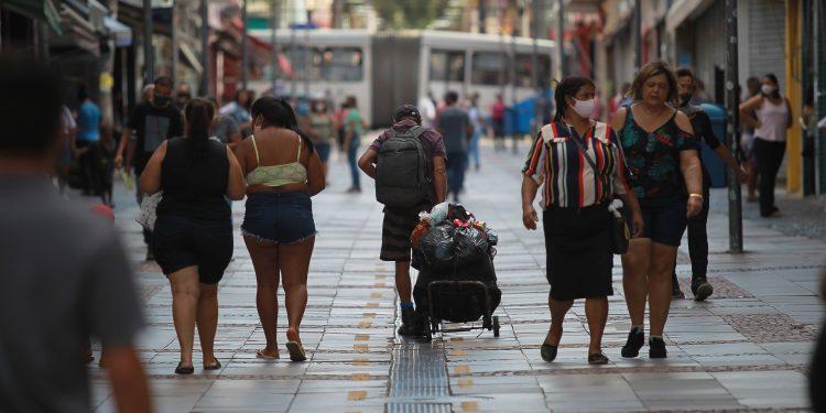 Cidade rompe a barreira dos 100 mil casos de Covid-19 Foto: Leandro Ferreira/Hora Campinas