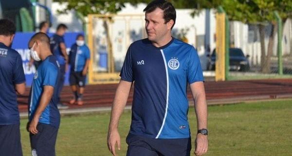 Daniel Paulista é o novo treinador do Guarani. Ele assinou contrato até o final da Série B do Brasileiro. Foto: ADC/Divulgação