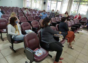 Apresentação do balanço dos primeiros 45 dias de campanha em Hortolândia. Foto: Divulgação