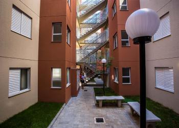 A CDHU negocia um terreno em Hortolândia em troca da construção de um condomínio de apartamentos. Foto: Divulgação