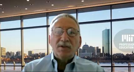 Aula com diretor do Instituto de Tecnologia de Massachusetts (EUA), Steve Goldman será aberta ao público. Só precisa se cadastrar. Foto: Divulgação