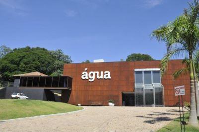 Museu da Água, de Indaiatuba, uma das instituições que oferece o curso - Foto: Reprodução/ Museu da Água