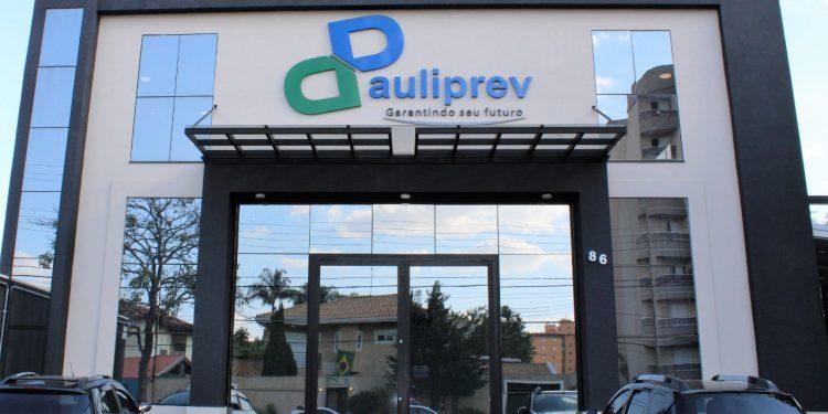 Fachada da Pauliprev, autarquia previdenciária de Paulínia sob investigação. Foto: Reprodução