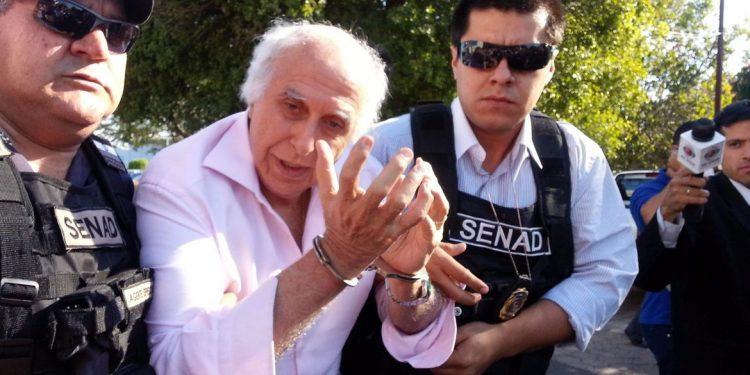 Roger Abdelmassih foi condenado a 173 anos de prisão por 49 estupros de pacientes. Foto: Arquivo