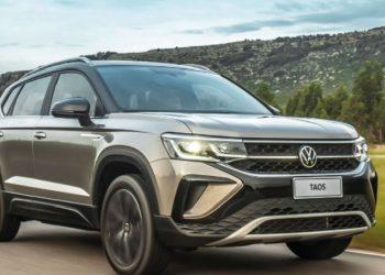 O Taos é o primeiro SUV produzido pela Volkswagen na fábrica de General Pacheco, na Argentina. Foto: Divulgação