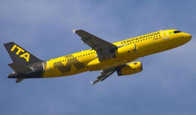 O início das vendas das passagens aéreas da Itapemirim deve acontecer em breve. Foto: Divulgação