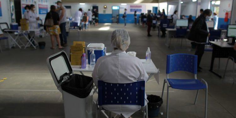 A DRS de Campinas é a quarta do estado com maior número de pessoas em atraso com a segunda dose. Foto: Leandro Ferreira/Hora Campinas