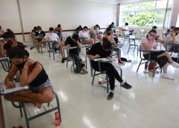As provas do vestibular 2022 da Unicamp serão realizadas no próximo dia 7. Foto: Arquivo