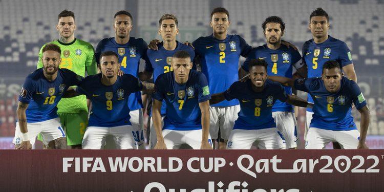 A seleção brasileira estreia na Copa América contra a Venezuela às 18h, no Mané Garrincha. Foto: Lucas Figueiredo/CBF