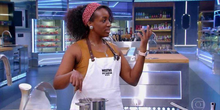 É a segunda vez que Aline participa de uma competição culinária na TV. Foto: Divulgação