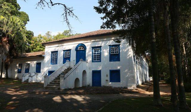 Prefeitura reabre a licitação para restauro de complexo histórico no Parque Ecológico - Fotos: Leandro Ferreira/Hora Campinas