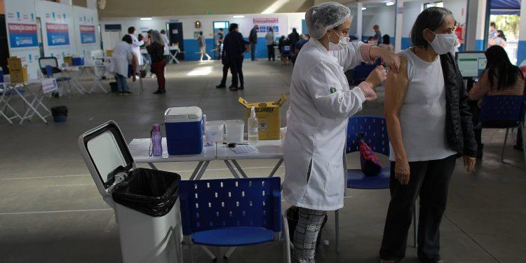 Os cinco Centros de Imunização serão desativados gradualmente e não terão novos agendamentos a partir de 12 de junho. Foto: Leandro Ferreira \ Hora Campinas