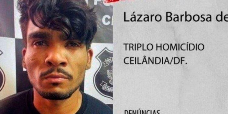 Mais de duzentos agentes de forças de segurança fazem buscas para capturar Lázaro - Foto: Agência Brasil/Divulgação/Polícia Civil