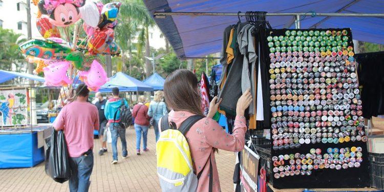 Feira de artesanato do Convivência vai funcionar das 8h às 14h nesta quinta. Foto: Leandro Ferreira/Hora Campinas